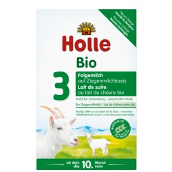 Holle Organic Goat Milk Follow-on Formula 3