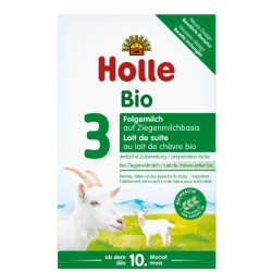 Holle Goat Stage 3 400g - Wholesale 56 Pack