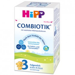 HiPP Bio Combiotik 3 Growing Up Milk Stage 3