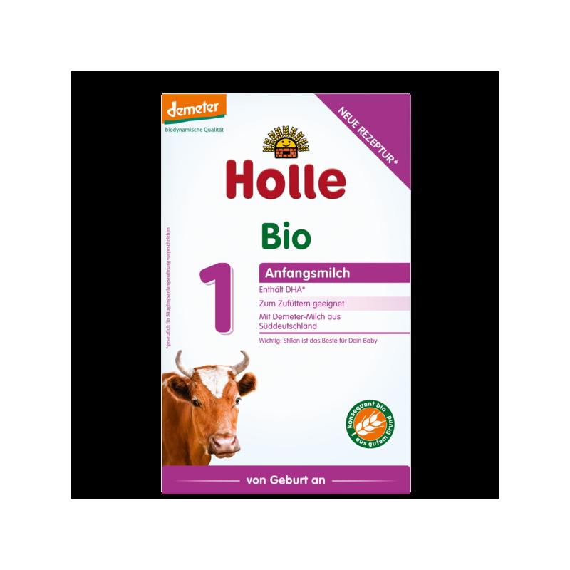 Holle Organic Infant Formula 1 - 6 Boxes