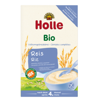 Organic Rice Porridge - 6 Pack