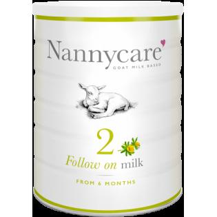 NANNYcare 2  Follow on milk...