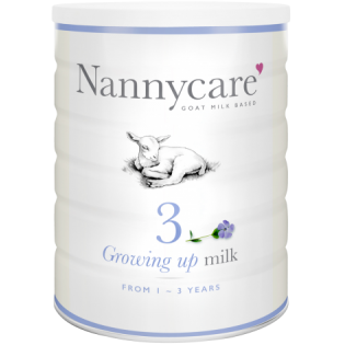 NANNYcare 3 Growing up milk...